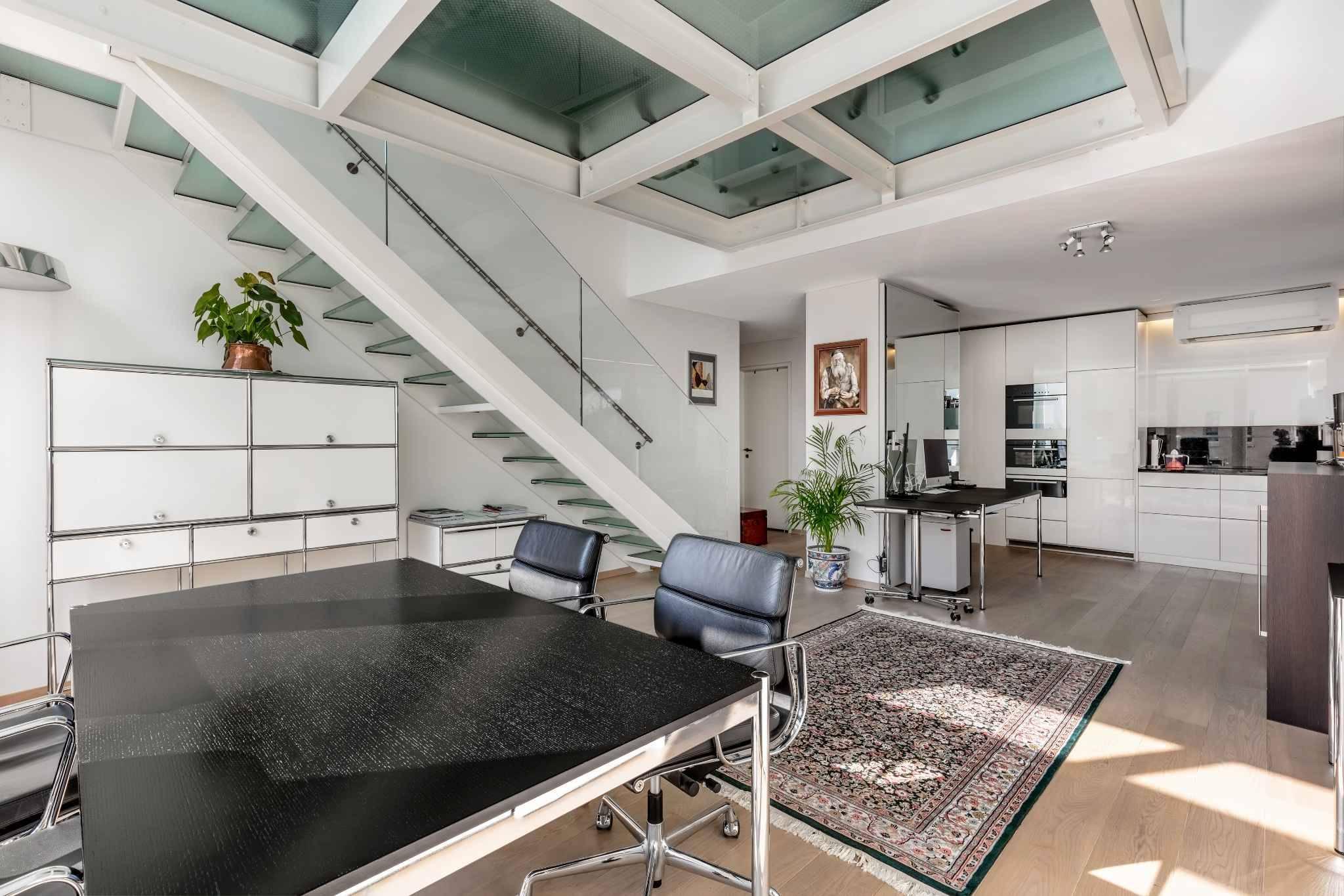 Appartement en duplex de 3.5 pièces - Lot B8