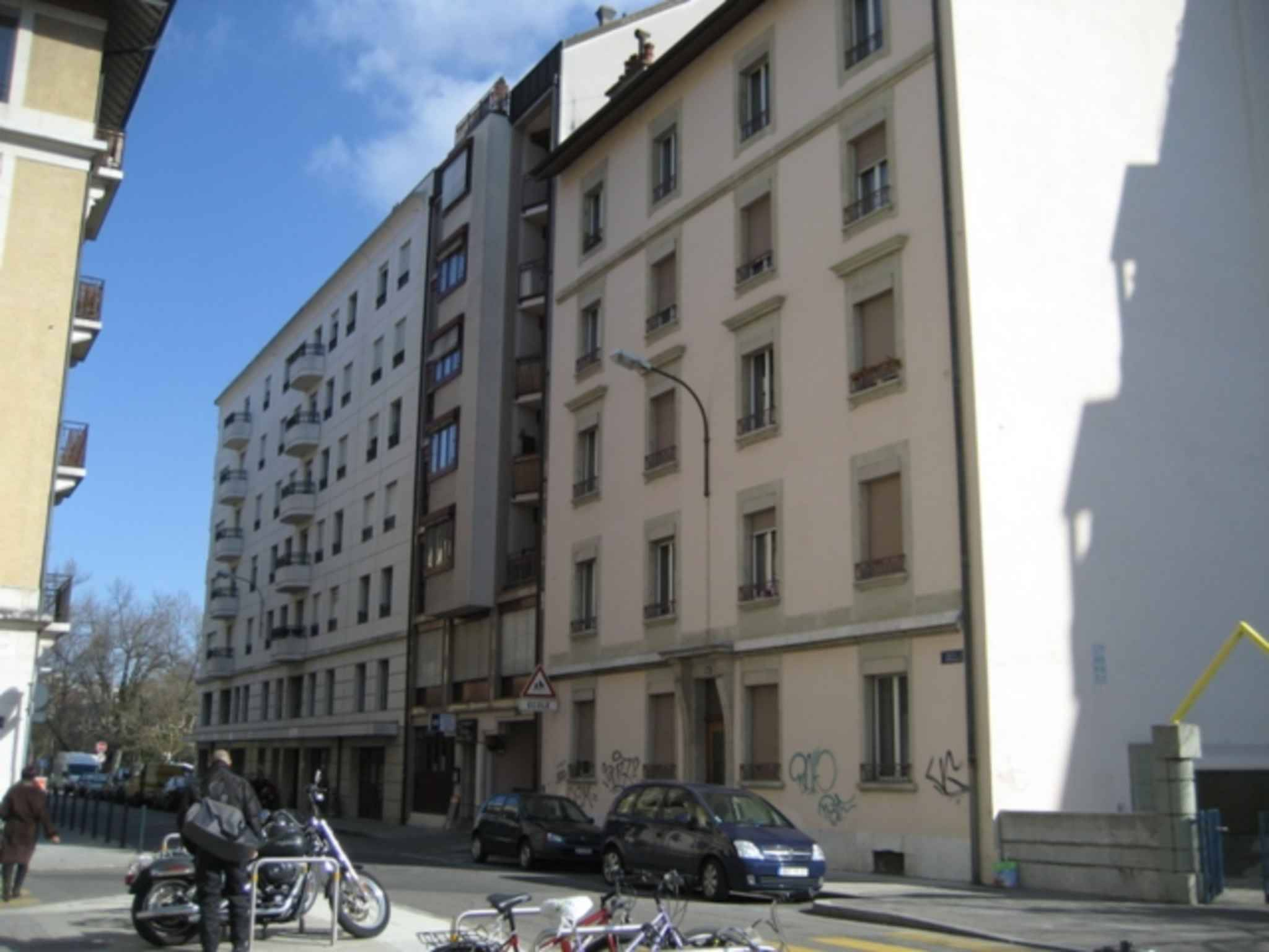 Appartement de 2.5 pièces au 4ème étage