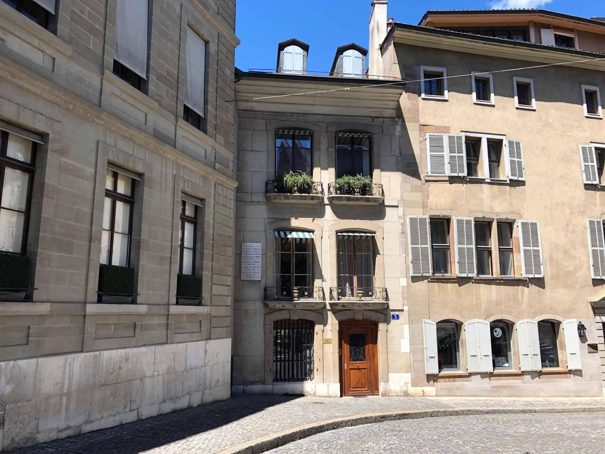 Bureau Cour Saint-Pierre