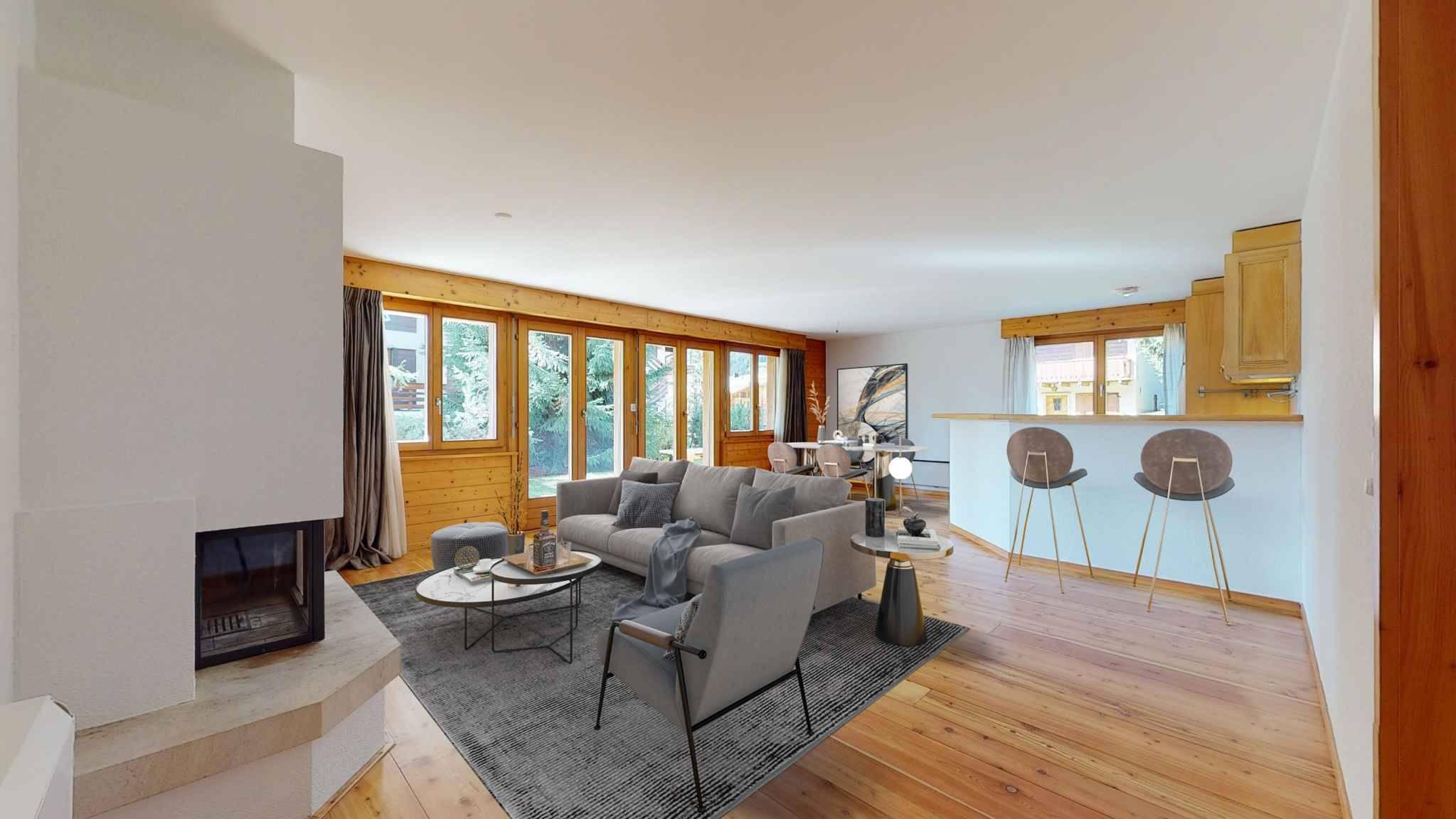 Corbettaz 001 - Splendid 2-bedroom apartment