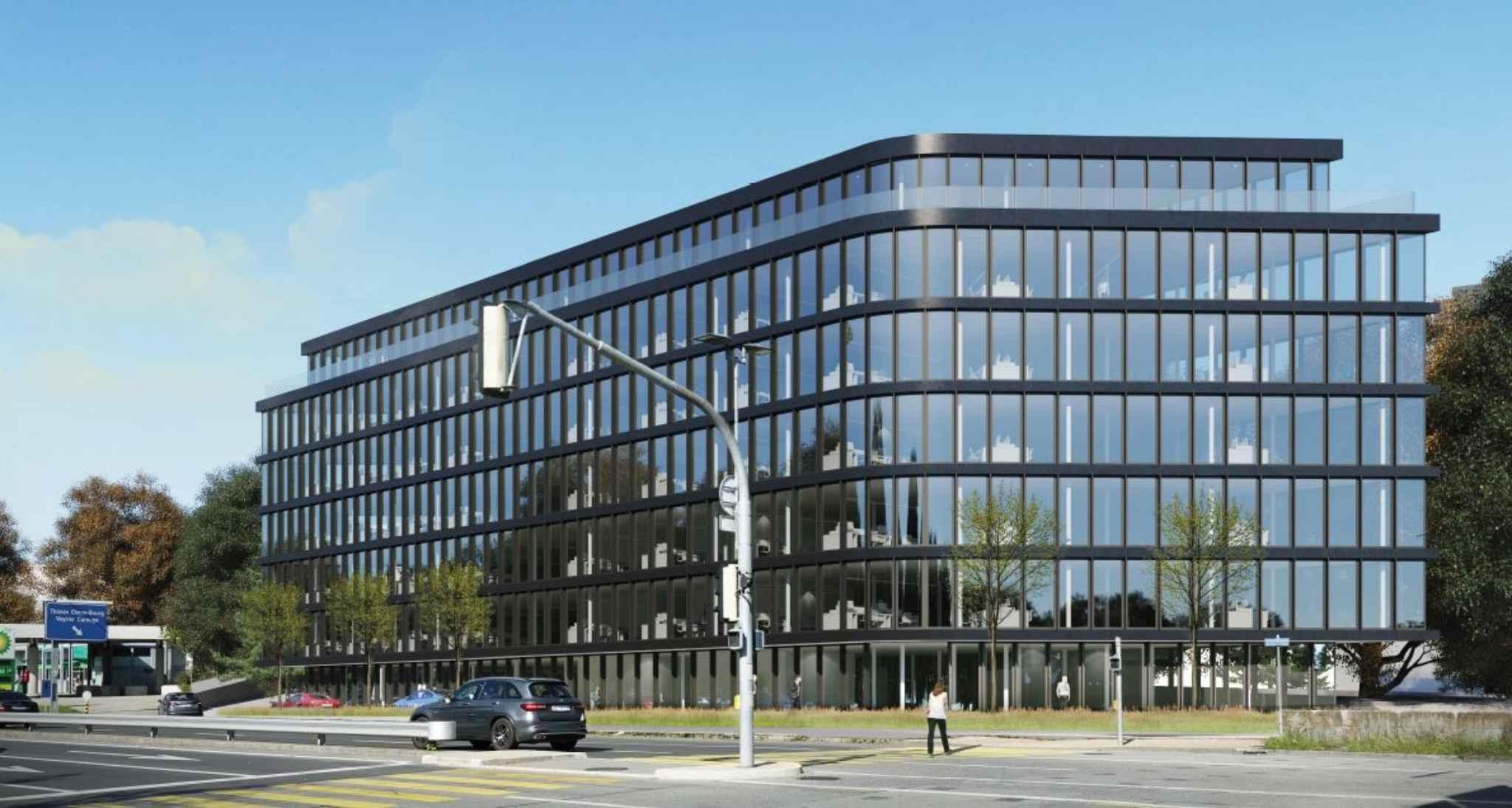 THÔNEX - Nouvelles surfaces de bureaux de 550 m²