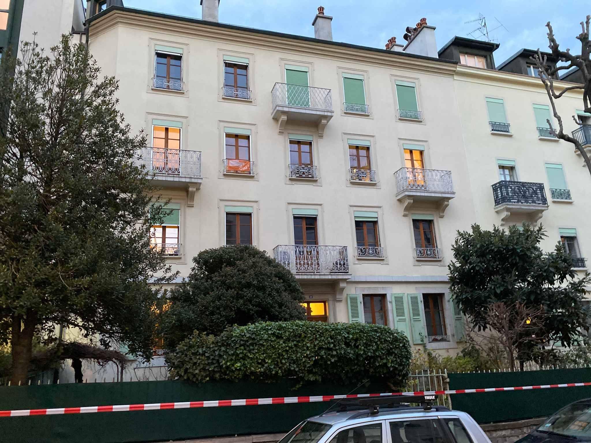 Genève / Servette / rue Jean-Gutenberg