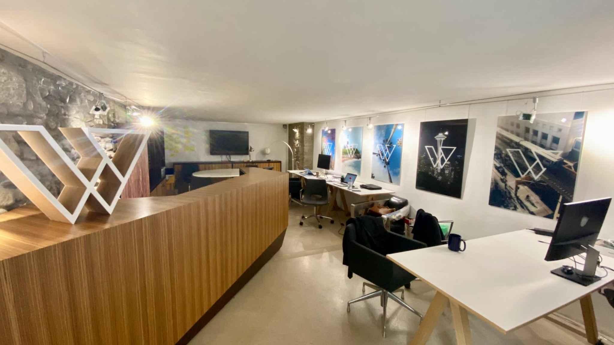 VIELLE-VILLE - Bureaux de 74 m²