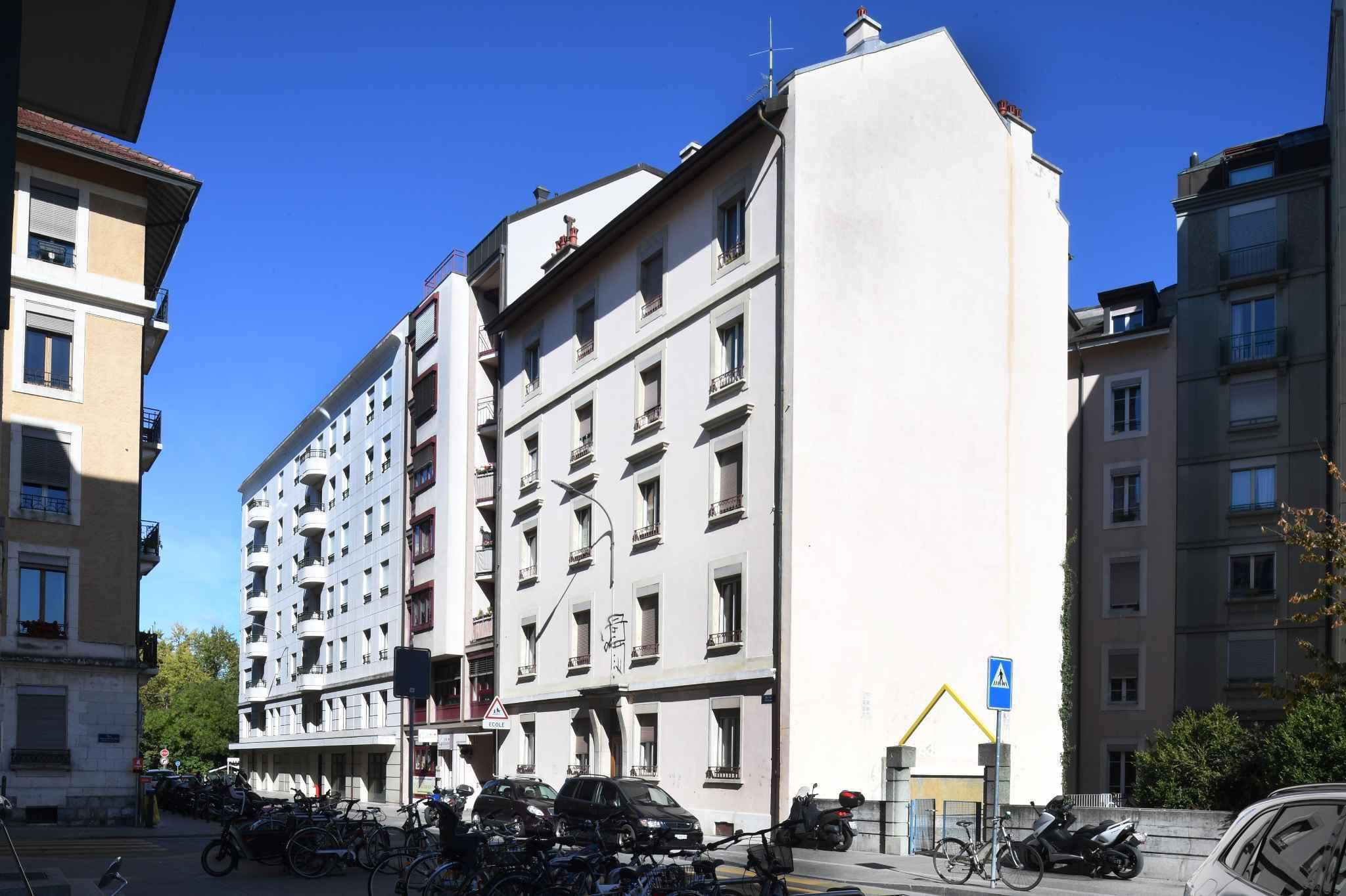 Appartement de 4 pièces au 5ème étage