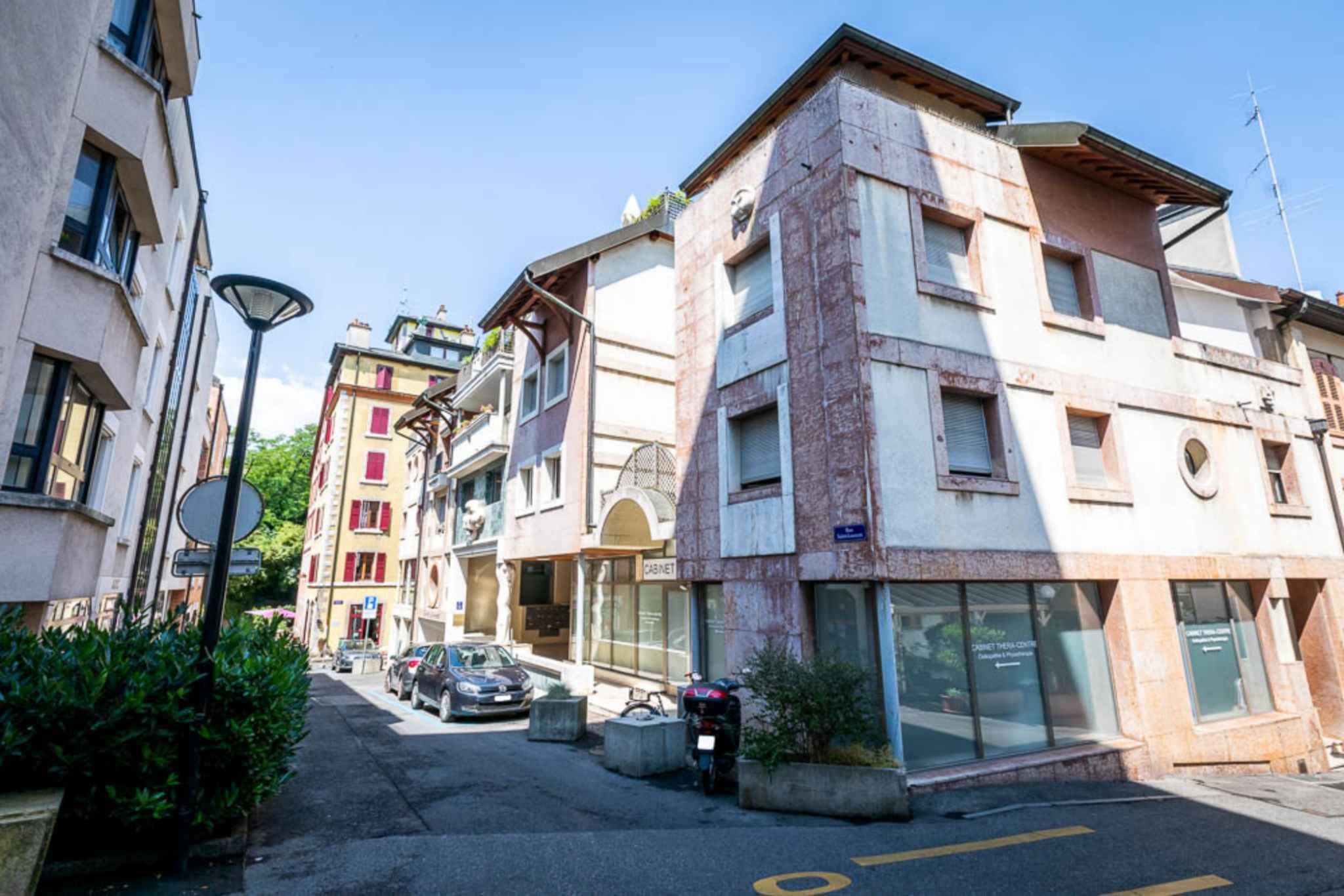 Genève / Terrassière / Rue Saint-Laurent