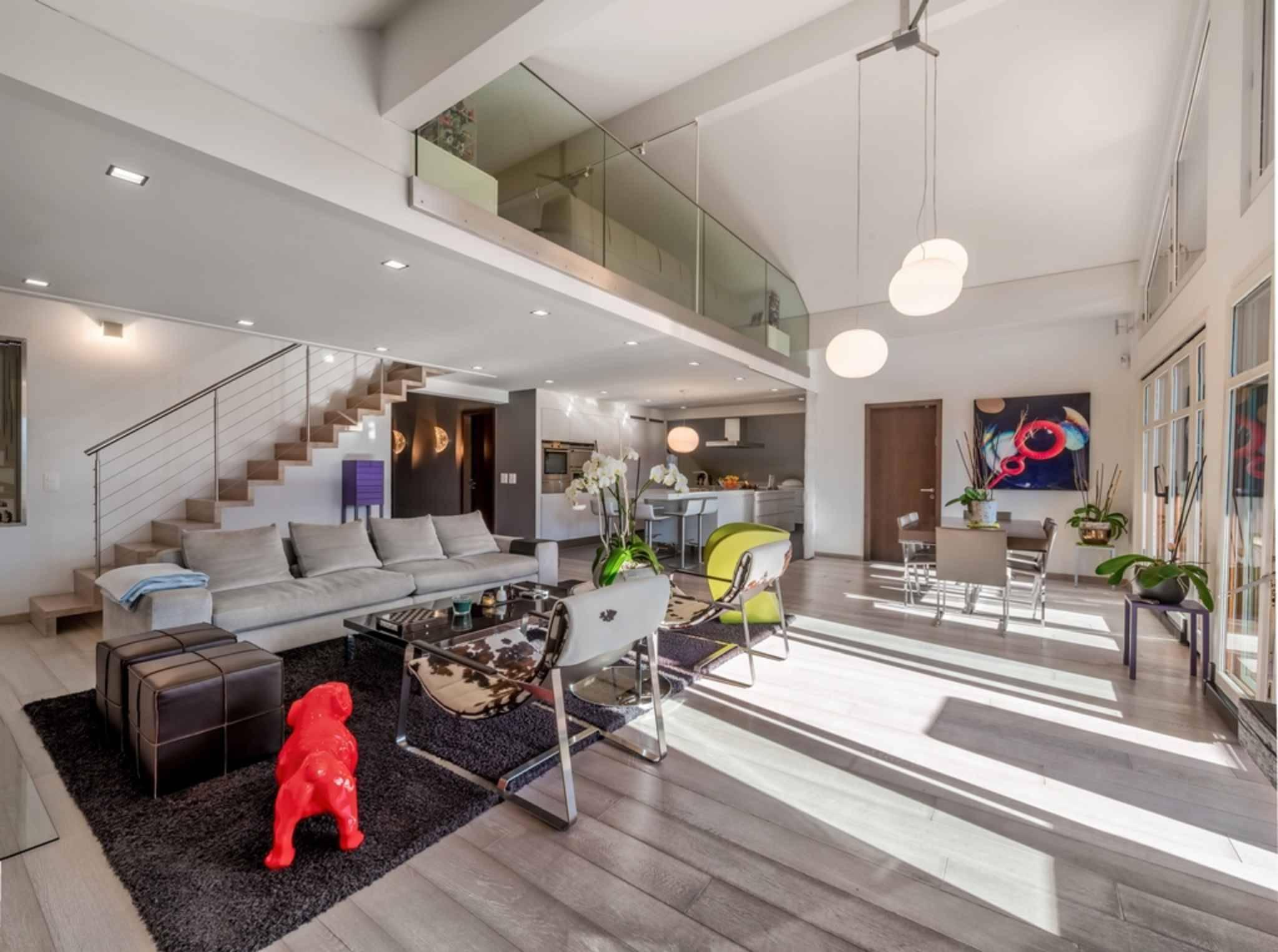 Magnificent 8-room duplex