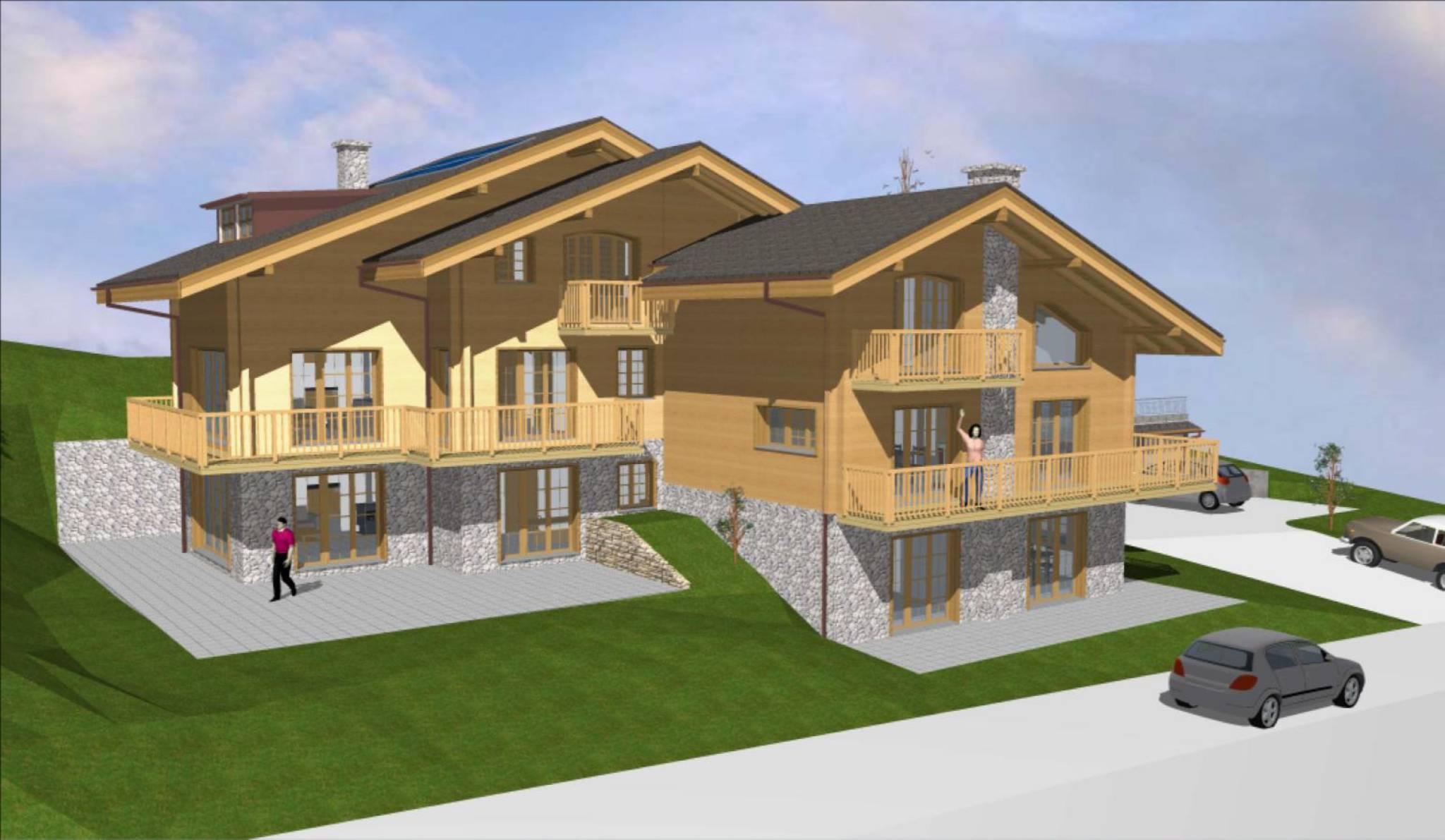 Lot 03 - Appartement de 4.5 pièces en duplex étage est