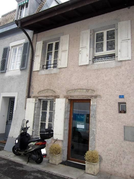 Versoix / rue des Moulins
