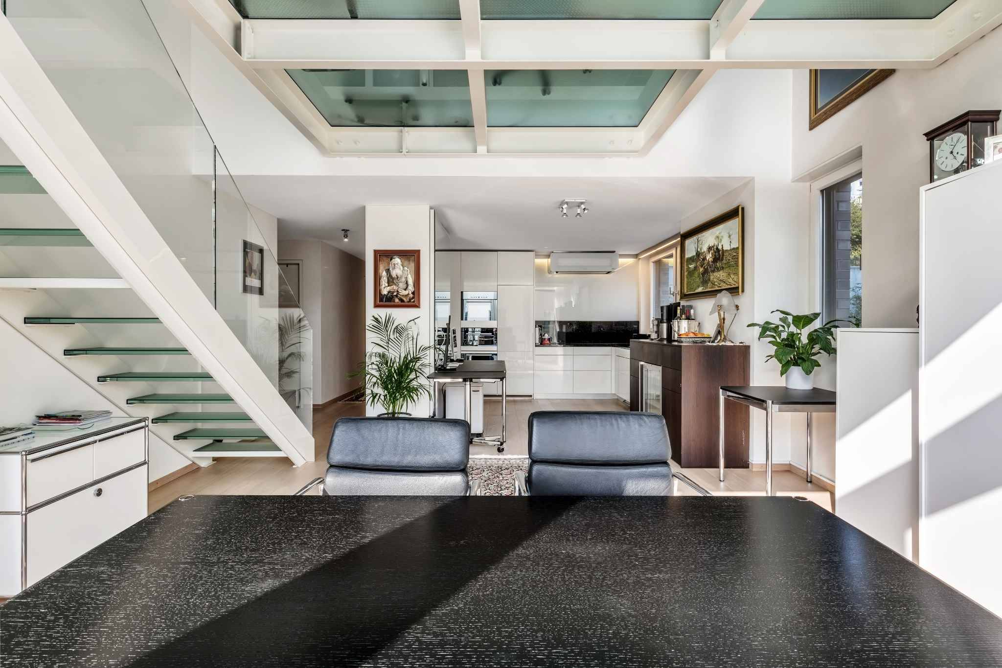3.5 room duplex apartment - Lot B8