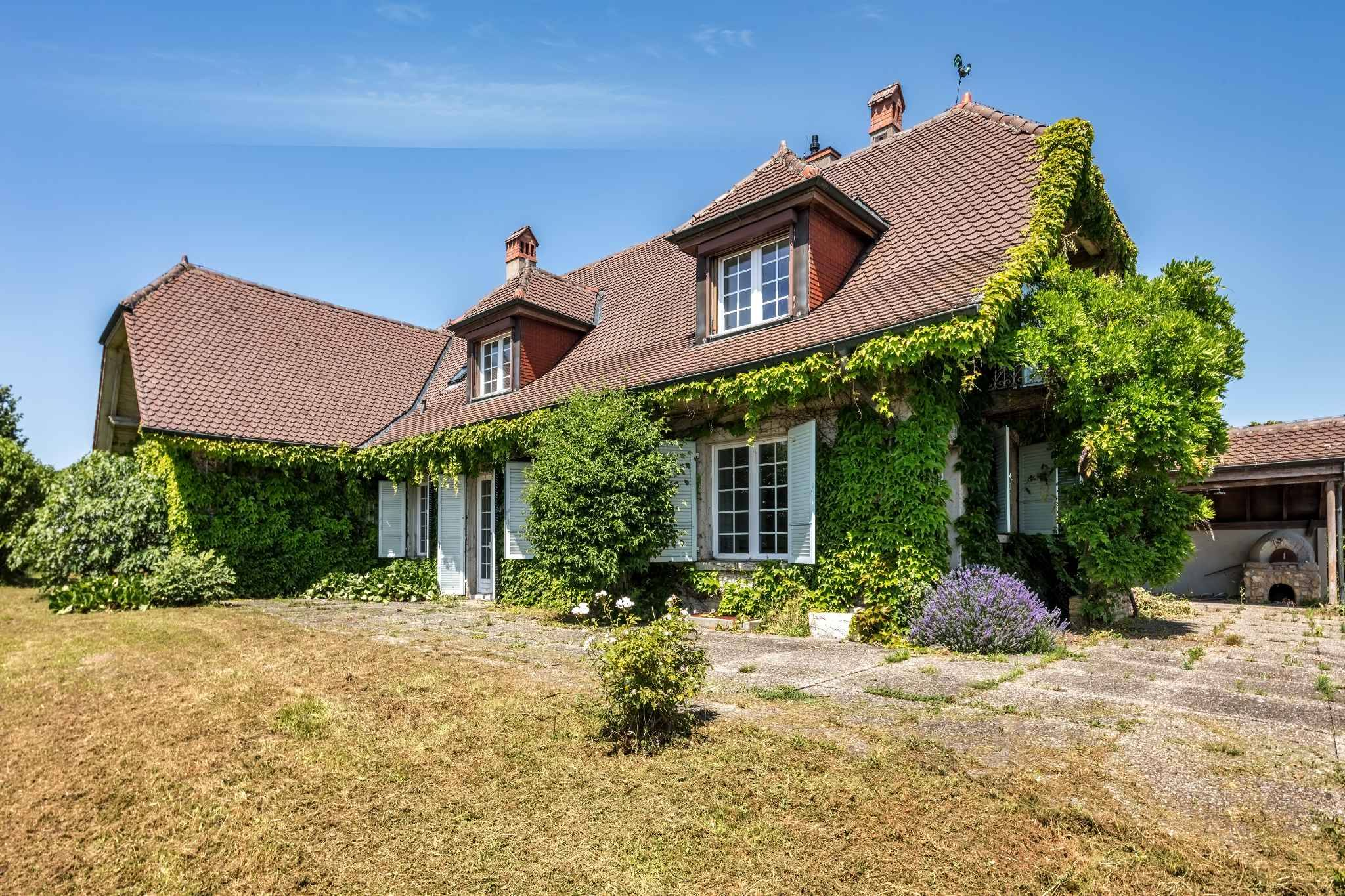 Magnificent property in Montmagny