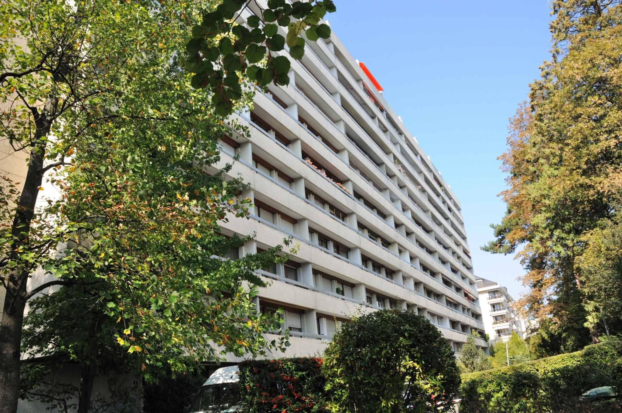 Appartement de 5 pièces aux Eaux-Vives