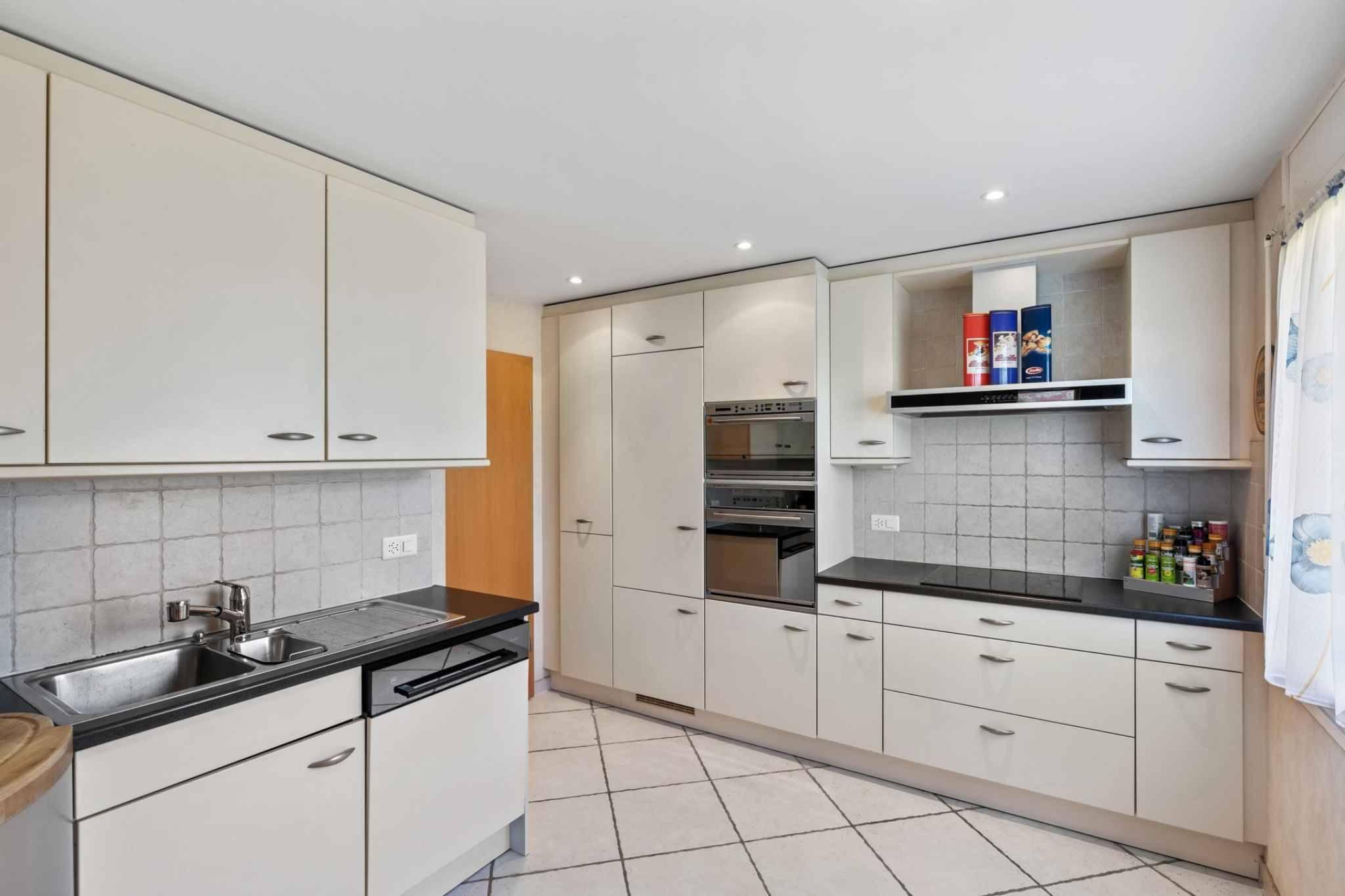 Grand duplex en attique de 5,5 pièces + mezzanine pour 144m2 avec garage double