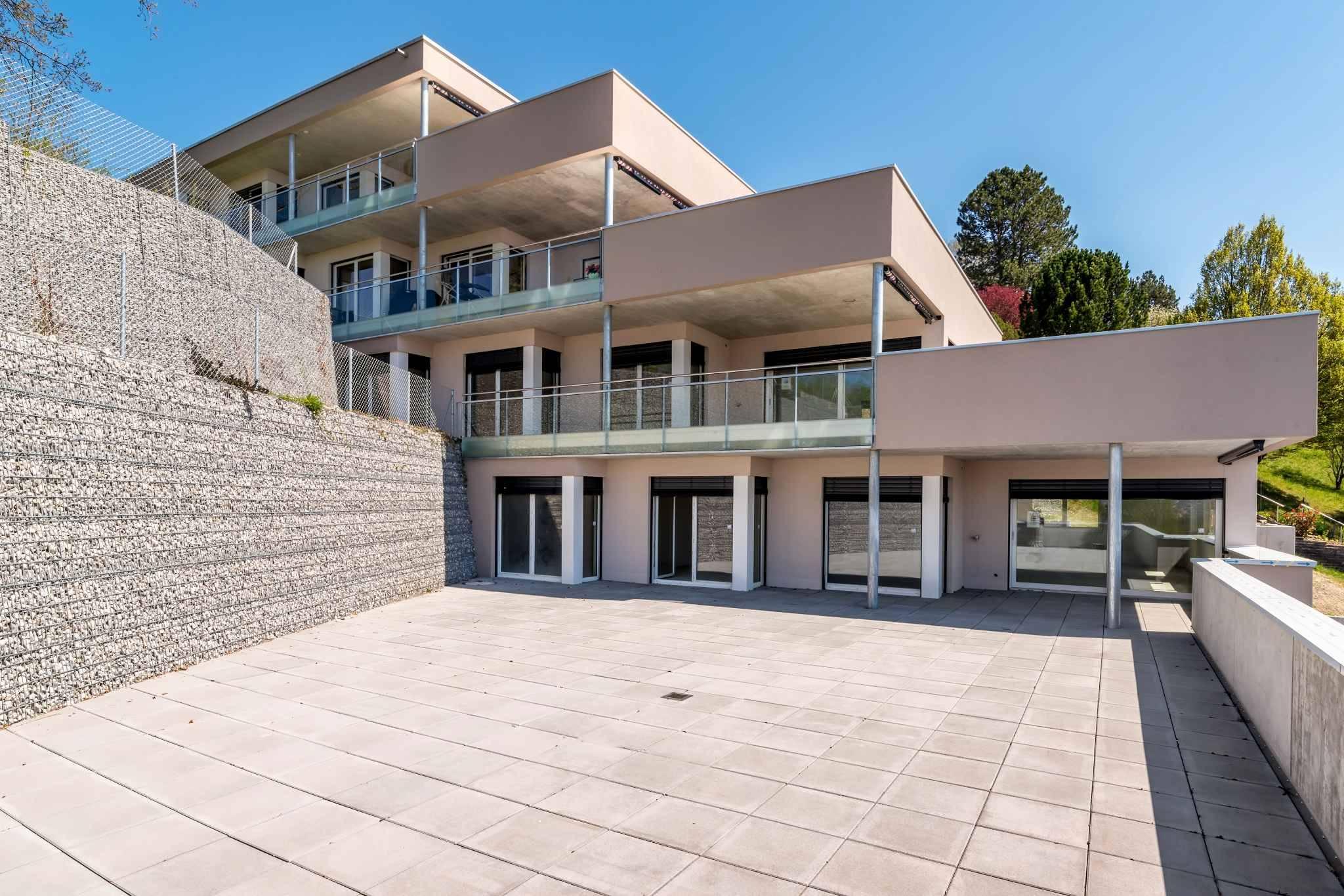 Bel appartement en terrasse de 4.5 pièces