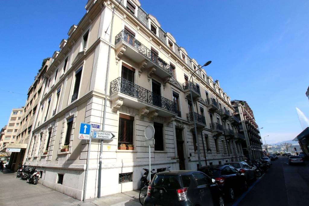 Genève / Pâquis / rue de la Cloche