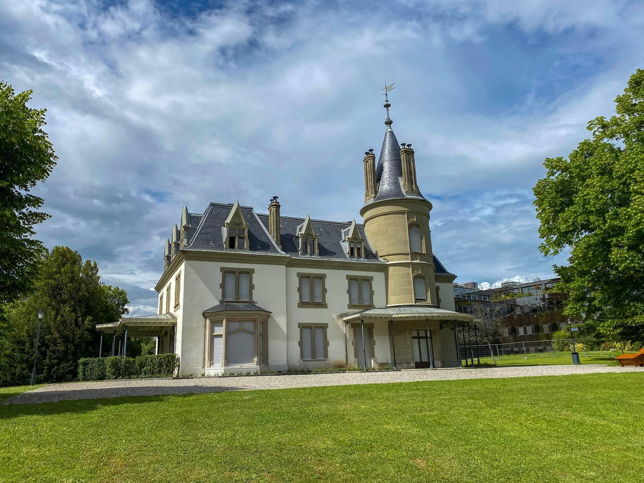 Grand-Saconnex / ch. Auguste-Vilbert