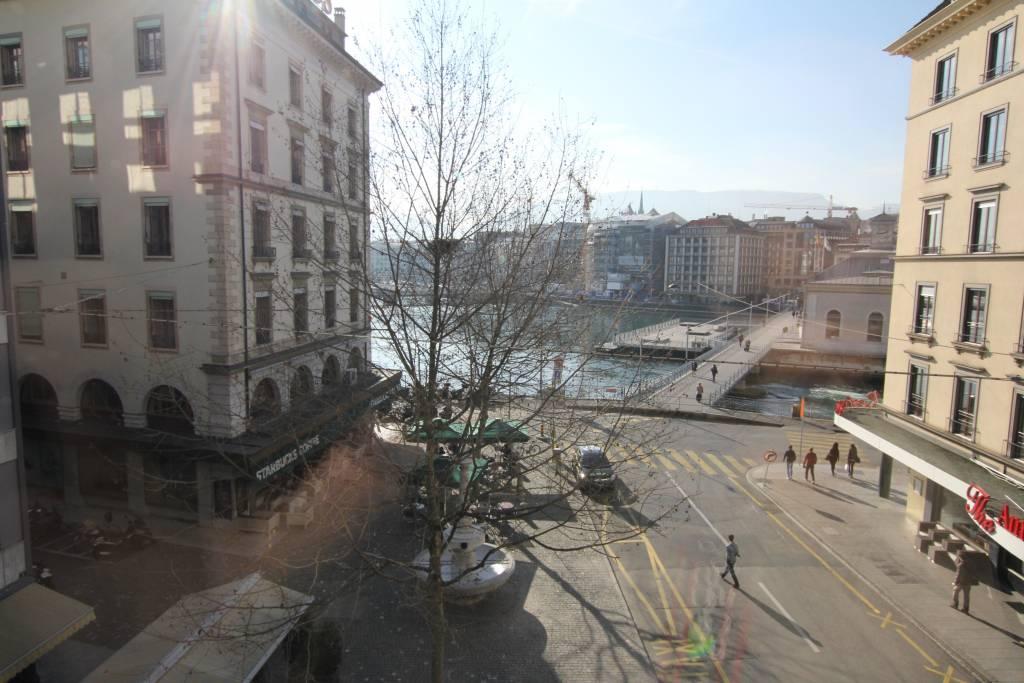 Genève / Quai des Bergues