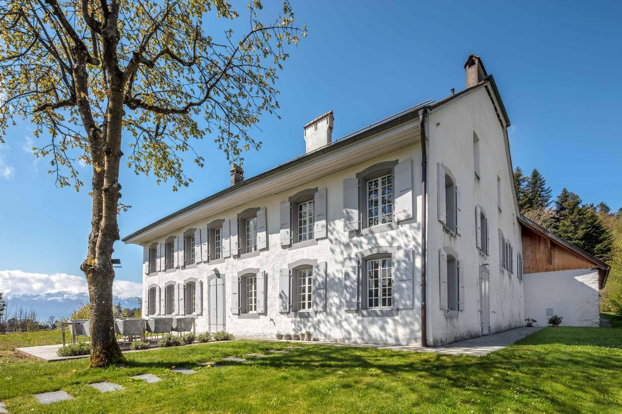 The Maison Blanche
