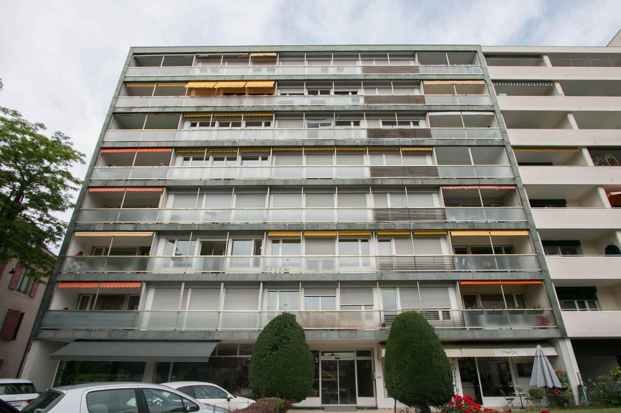 Charmant appartement au cœur de Champel