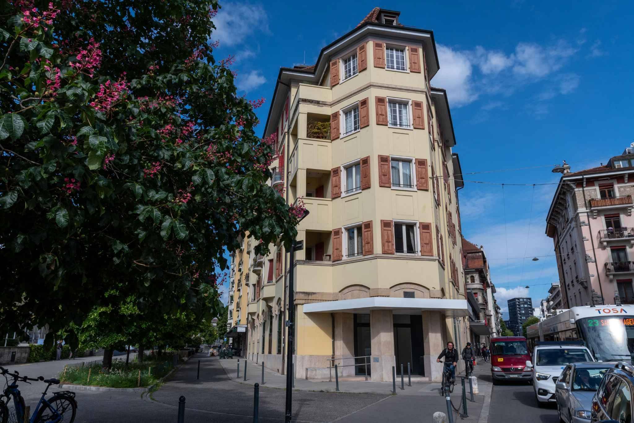 Genève / Saint-Jean