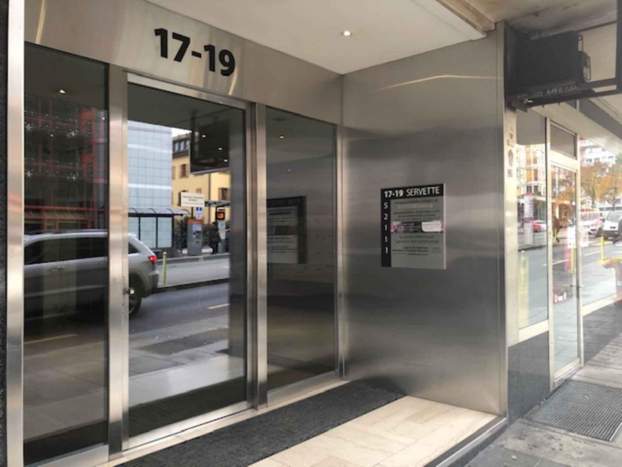 SERVETTE - Bureaux de 351 m²