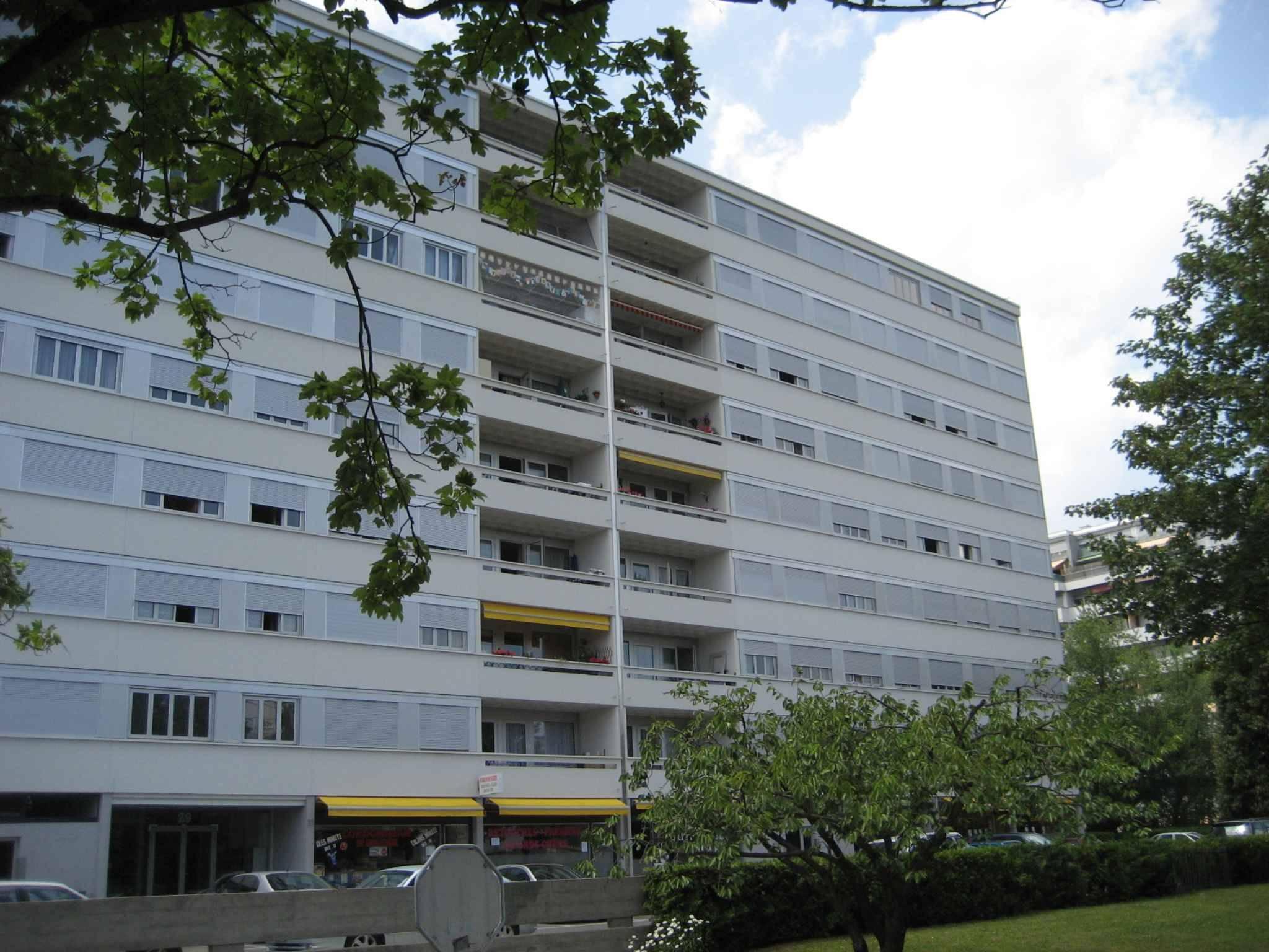 Genève / avenue du Gros Chêne 31